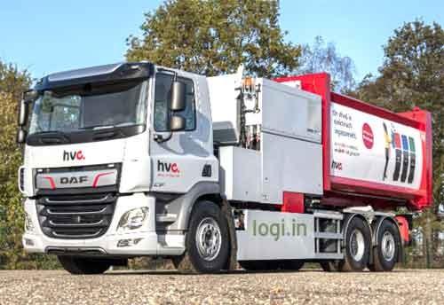 DAF CF вече се предлага и като камион с електрическо задвижване – DAF CF available with electric drive