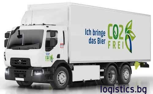 Електрическите камиони са бъдещето, казва директорът на Renault Trucks Бруно Блин. – According to Renault Trucks, trucks will become electric