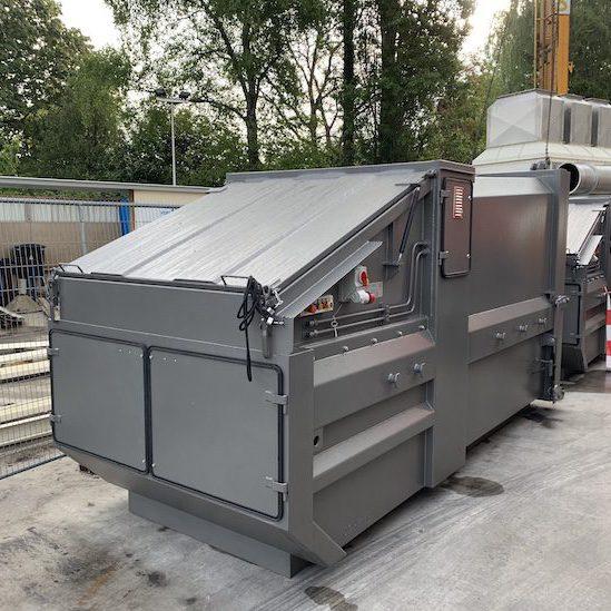 VE-TEC – преси за отпадъци / системи за рециклиране